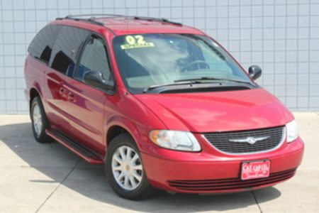 2002 Chrysler Town & Country EX for Sale  - SB5851B  - C & S Car Company