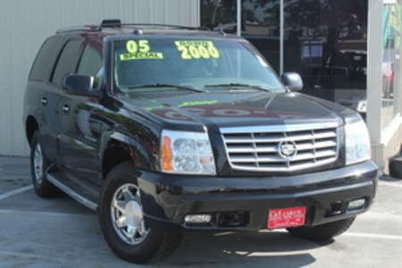 2005 Cadillac Escalade AWD for Sale  - 14608  - C & S Car Company