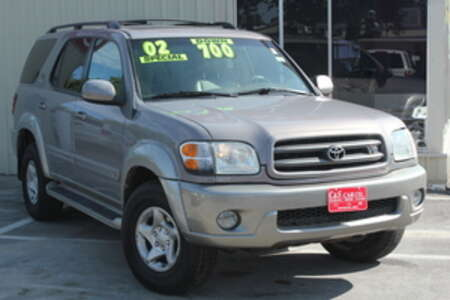 2002 Toyota Sequoia SR5 for Sale  - 14459A  - C & S Car Company