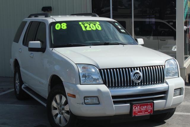 2008 Mercury Mountaineer  - C & S Car Company