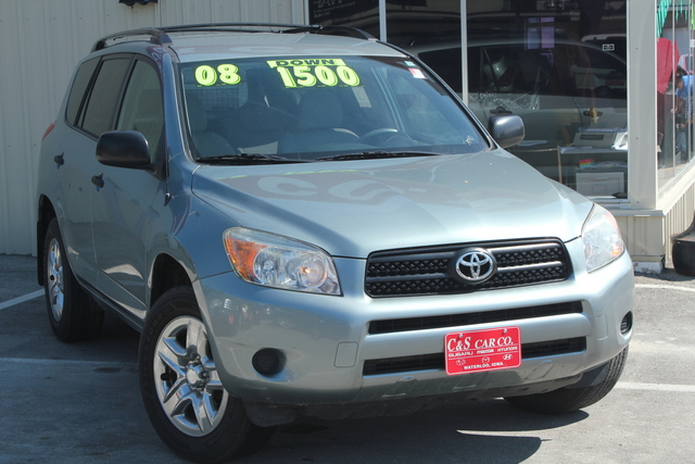 2008 Toyota Rav4  - C & S Car Company