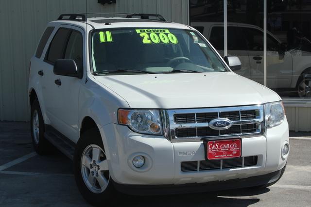 2011 Ford Escape  - C & S Car Company