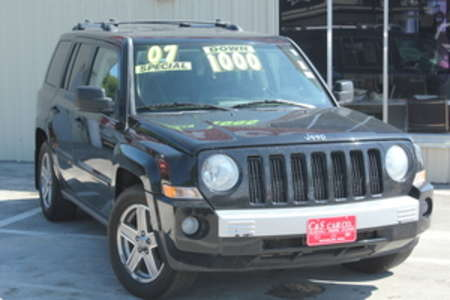 2007 Jeep Patriot Limited 4WD for Sale  - 14592  - C & S Car Company