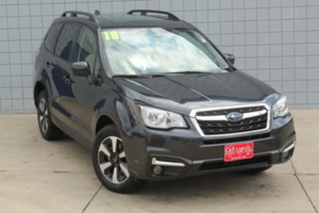 2018 Subaru Forester 2.5i Premium w/Eyesight for Sale  - SB6037  - C & S Car Company
