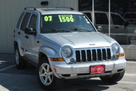 2007 Jeep Liberty Limited 4WD for Sale  - HY7061B  - C & S Car Company