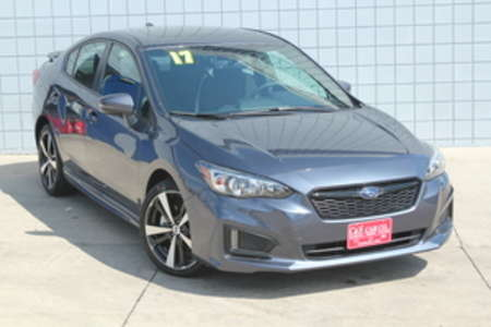 2017 Subaru Impreza 2.0i Sport w/Eyesight for Sale  - SB6009  - C & S Car Company