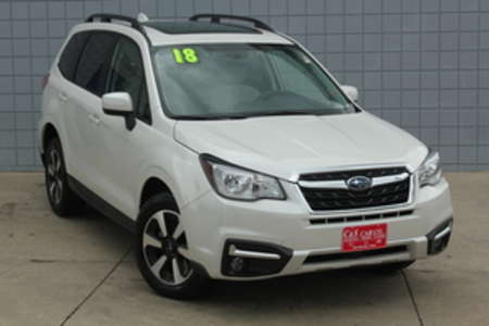 2018 Subaru Forester 2.5i Premium w/Eyesight for Sale  - SB6036  - C & S Car Company