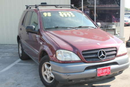 1998 Mercedes-Benz M-Class ML-320 for Sale  - SB5386E  - C & S Car Company