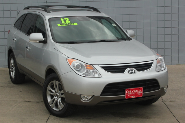 2012 Hyundai Veracruz  - C & S Car Company