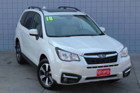 2018 Subaru Forester 2.5i Premium w/Eyesight for Sale  - SB6086  - C & S Car Company