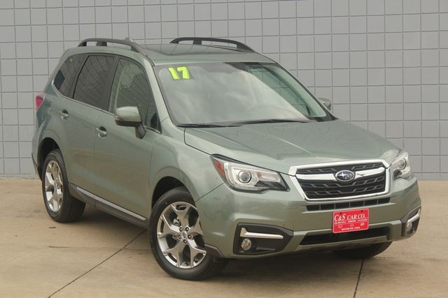 2017 subaru forester touring stock sb5515 waterloo ia 50702. Black Bedroom Furniture Sets. Home Design Ideas