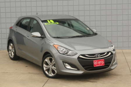 2014 Hyundai ELANTRA GT 5D Hatchback for Sale  - HY7097A  - C & S Car Company
