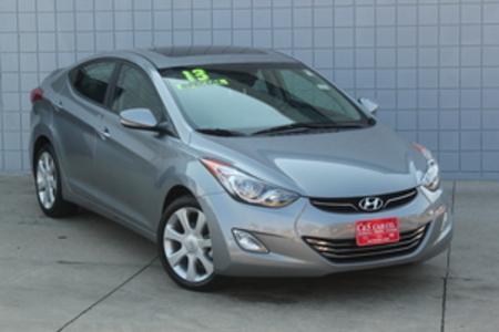 2013 Hyundai Elantra Limited for Sale  - 13770B  - C & S Car Company