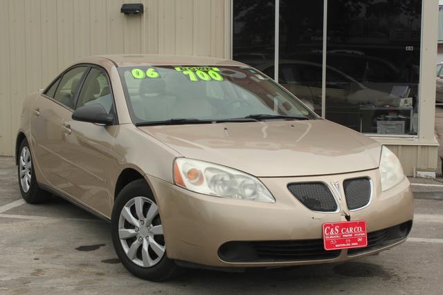 2006 Pontiac G6  - C & S Car Company