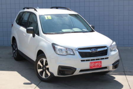 2018 Subaru Forester 2.5i for Sale  - SB6082  - C & S Car Company