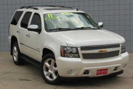 2011 Chevrolet Tahoe LTZ  4WD for Sale  - SB4880C  - C & S Car Company
