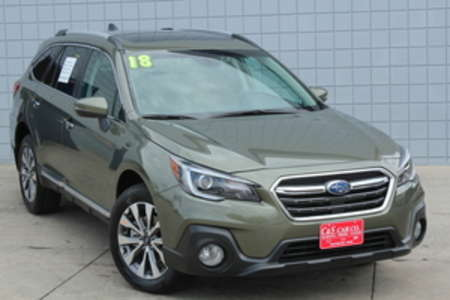 2018 Subaru Outback 2.5i Touring w/Eyesight for Sale  - SB6118  - C & S Car Company