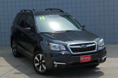 2018 Subaru Forester 2.5i Limited for Sale  - SB6075  - C & S Car Company
