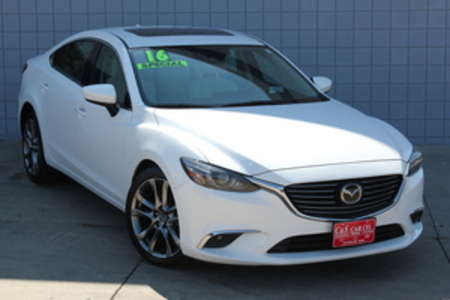 2016 Mazda Mazda6 i Grand Touring for Sale  - MA2930A  - C & S Car Company