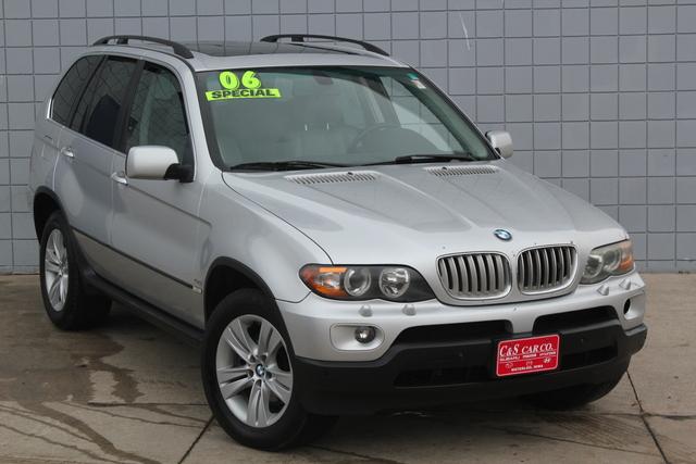2006 BMW X5  - C & S Car Company