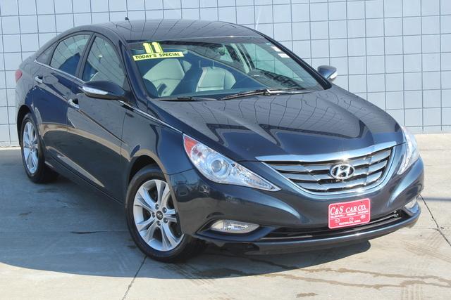 2011 Hyundai Sonata  - C & S Car Company