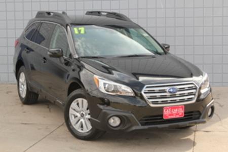 2017 Subaru Outback 2.5i Premium w/Eyesight for Sale  - SB5847  - C & S Car Company