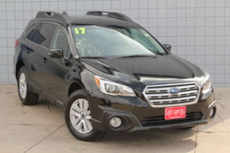 2017 Subaru Outback 2.5i Premium w/Eyesight for Sale  - SB5847  - C & S Car Company
