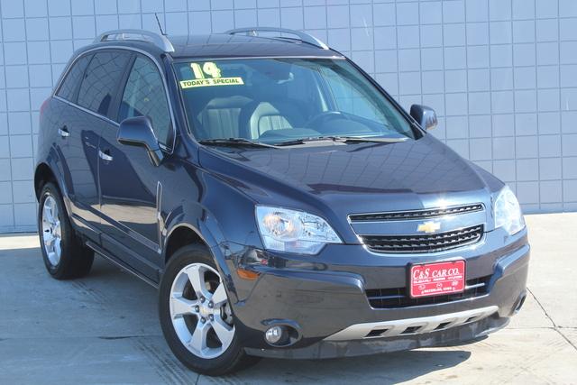 2014 Chevrolet Captiva  - C & S Car Company