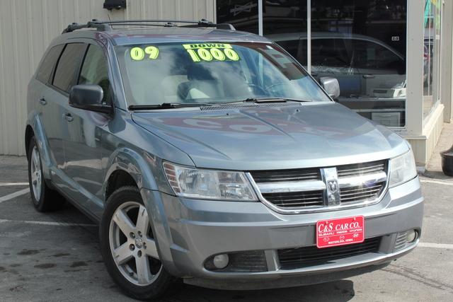 2009 Dodge Journey  - C & S Car Company