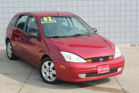 2002 Ford Focus ZX5 for Sale  - HY7144A  - C & S Car Company