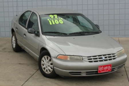 1997 Plymouth Breeze Sedan for Sale  - 14481B  - C & S Car Company