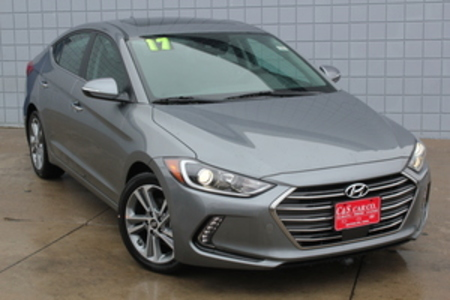 2017 Hyundai Elantra Limited for Sale  - HY7216  - C & S Car Company