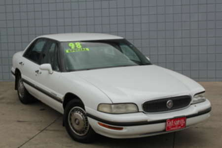 1998 Buick LeSabre Custom for Sale  - SB5884B2  - C & S Car Company