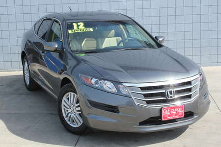 2012 Honda Crosstour EX-L for Sale  - 14742  - C & S Car Company