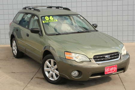 2006 Subaru Legacy 2.5i Wagon for Sale  - SB5976C  - C & S Car Company