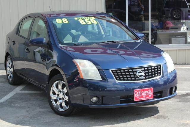 2008 Nissan Sentra  - C & S Car Company
