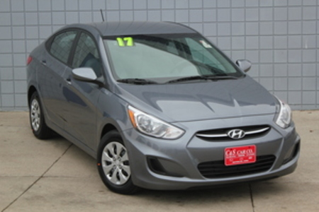 2017 Hyundai Accent SE for Sale  - HY7218  - C & S Car Company