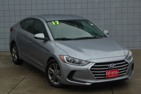 2017 Hyundai Elantra  for Sale  - HY7144  - C & S Car Company