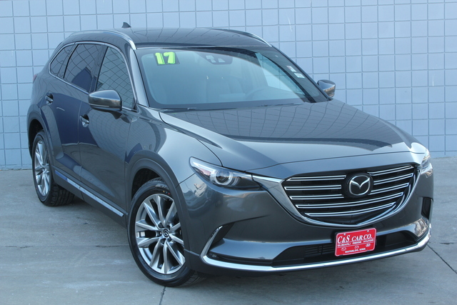 2017 mazda cx 9 grand touring awd stock ma2862 waterloo ia 50702. Black Bedroom Furniture Sets. Home Design Ideas