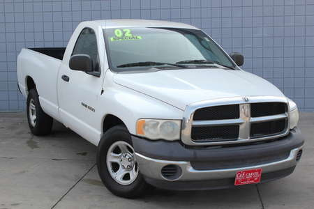 2002 Dodge Ram 1500 Reg Cab 2WD for Sale  - 14660B  - C & S Car Company