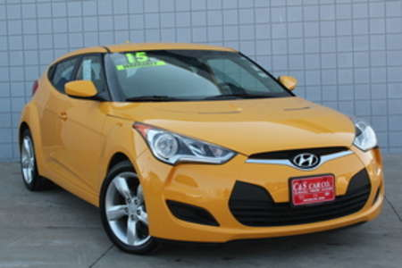 2015 Hyundai Veloster EcoShift DCT for Sale  - 14463A  - C & S Car Company