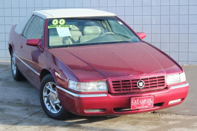 2000 Cadillac Eldorado  - C & S Car Company