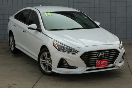 2018 Hyundai Sonata SEL for Sale  - HY7431  - C & S Car Company