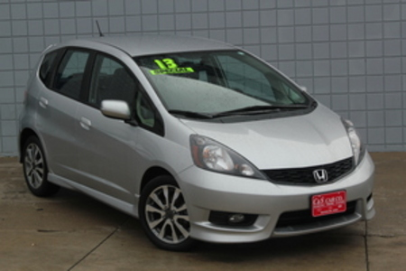 2013 Honda Fit 5D Hatchback for Sale  - SB5312A  - C & S Car Company