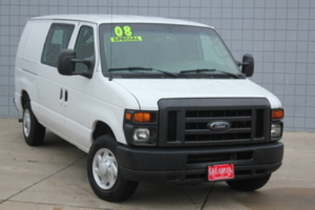 2008 Ford Econoline E-150 Cargo Van for Sale  - 14501  - C & S Car Company
