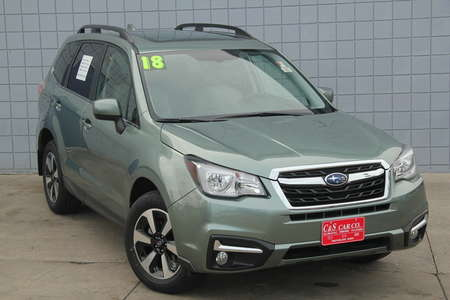 2018 Subaru Forester 2.5i Limited for Sale  - SB6162  - C & S Car Company