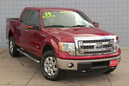 2014 Ford F-150 XLT Supercrew 4WD for Sale  - 14735  - C & S Car Company