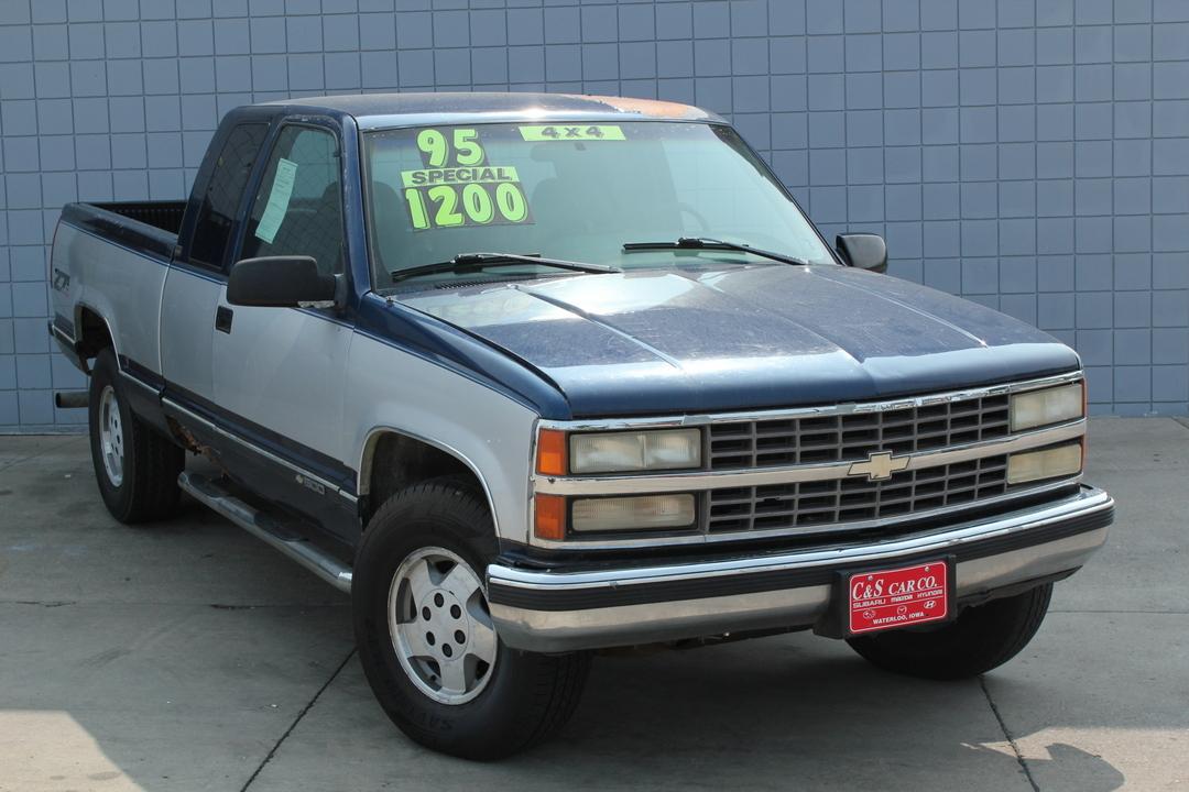 1995 Chevrolet C1500  - C & S Car Company