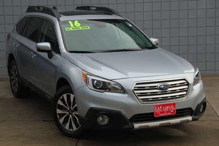 2016 Subaru Outback 2.5i Limited w/Eyesight for Sale  - SB6169A1  - C & S Car Company