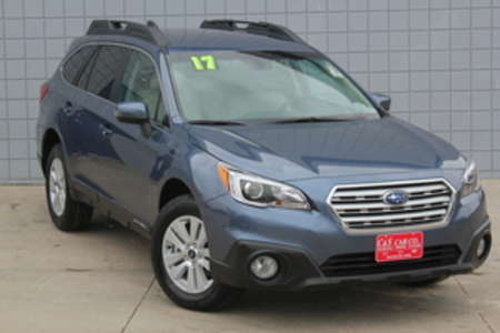 2017 Subaru Outback 2.5i Premium w/Eyesight for Sale  - SB5912  - C & S Car Company